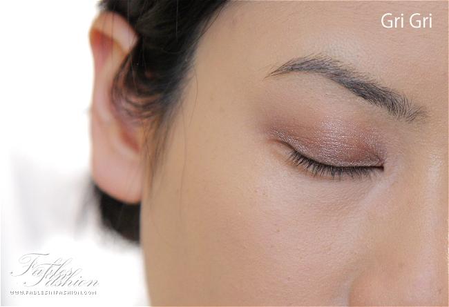 Chanel Fall 2013 Single Eyeshadows - Gri Gri