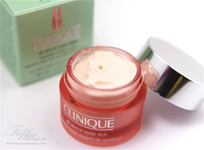 Clinique All About Eyes Rich Cream