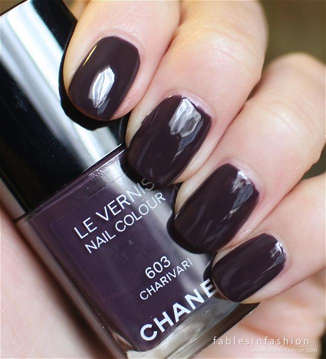 Chanel Spring 2014 Nail Polish