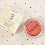 Clinique Cheek Pop – Peach Pop Review, Swatches and Photos