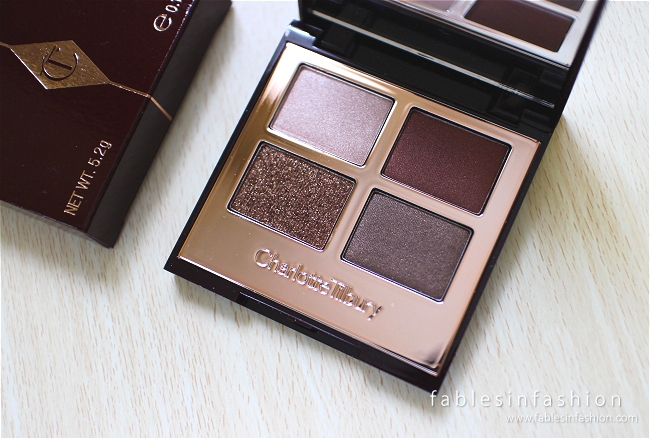 charlotte tilbury luxury palette dolce vita review. Black Bedroom Furniture Sets. Home Design Ideas