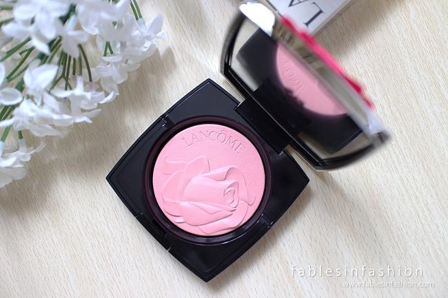 Lancome Blush Highligher Rose Ballerine