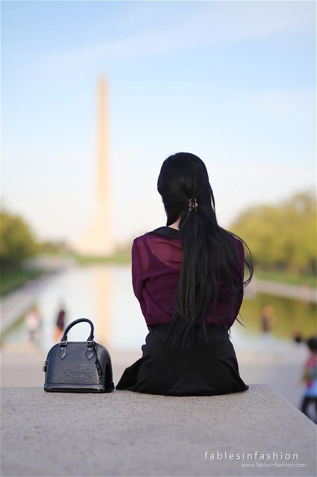 Washington DC Reflecting Pool