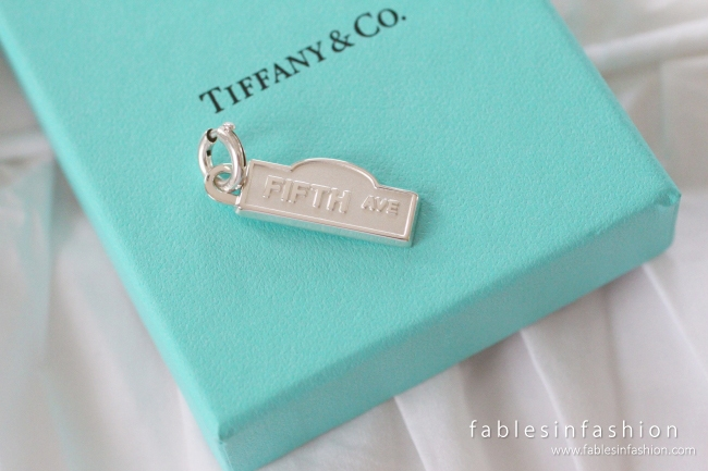 Travel Tiffany Charms ~ USA 2014