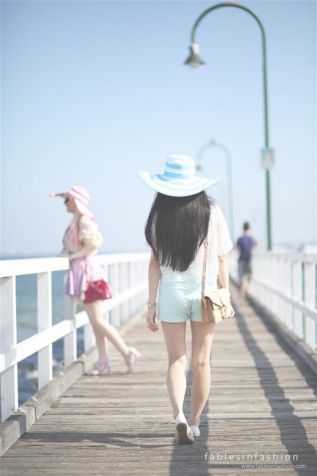 St Kilda Beach