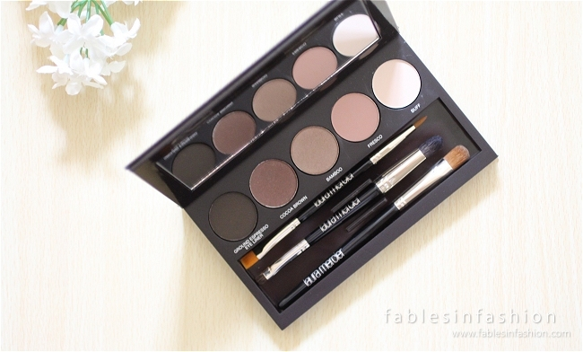 Laura Mercier Nude Smoky Eye Palette