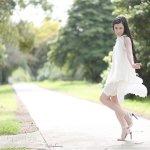 OOTD ~ White Silk