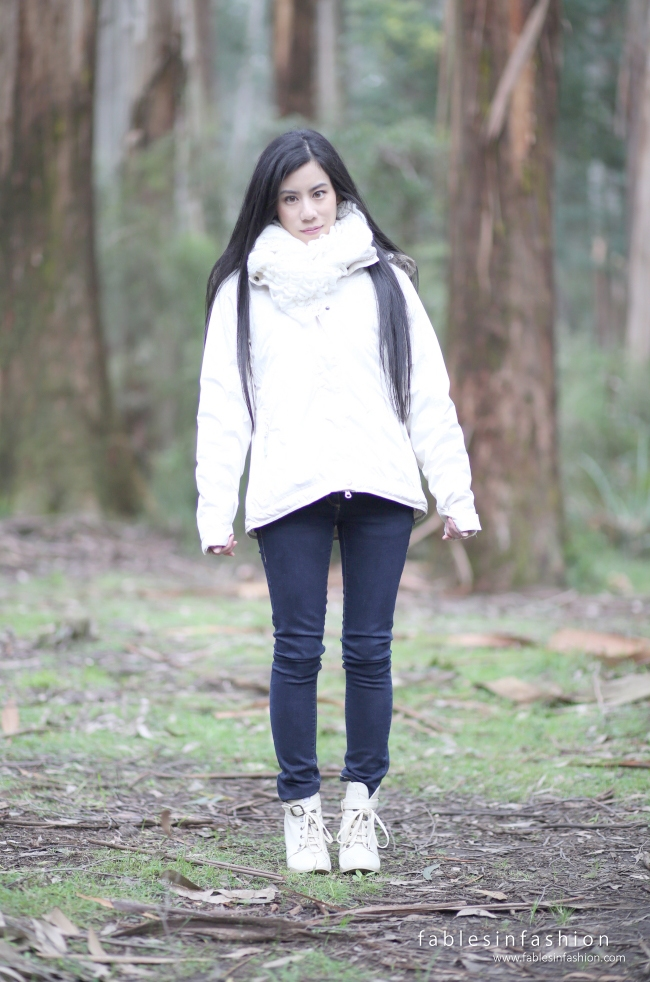 ootd winter in dandenongs fables in fashion. Black Bedroom Furniture Sets. Home Design Ideas