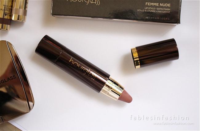 Hourglass Femme Nude Lip Color