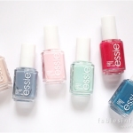 Essie Spring 2014 Limited Edition Collection Review, Swatches and Photos