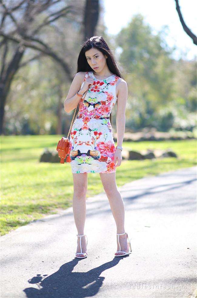 Melbourne Spring Fashion Week OOTD