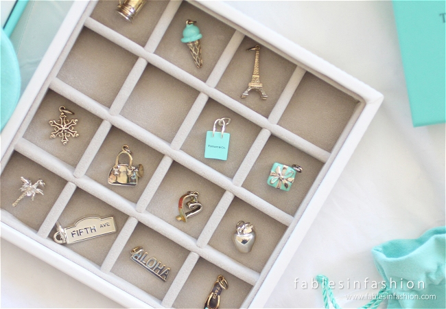 Tiffany Charms from Asia 2014