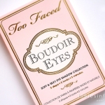 Too Faced Boudoir Eyes Review, Swatches and Photos