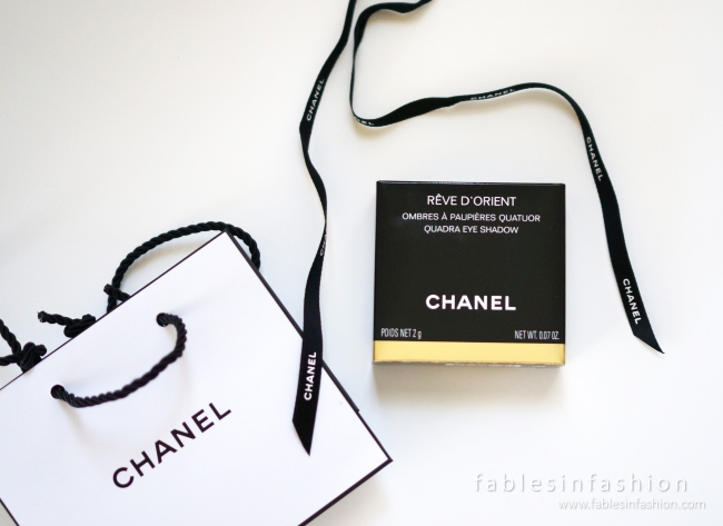 Chanel Rêve D'Orient Quadra Eyeshadow