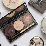 Chantecaille 15 Anniversary Eye Shade Trio Review, Swatches and Photos