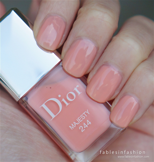 Dior Spring 2015 Vernis