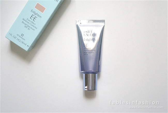 Estee Lauder Enlighten Even Effect Skintone Corrector SPF 30