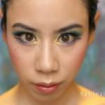 """""""Wearable"""" Mermaid Eyes Makeup Tutorial"""