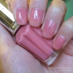 Jill Stuart Nail Lacquer R – 06 Baby Dress Swatches