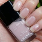 Chanel Le Vernis – 167 Ballerina Review and Swatches