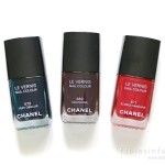Chanel Les Automnales Fall 2015 Le Vernis Collection