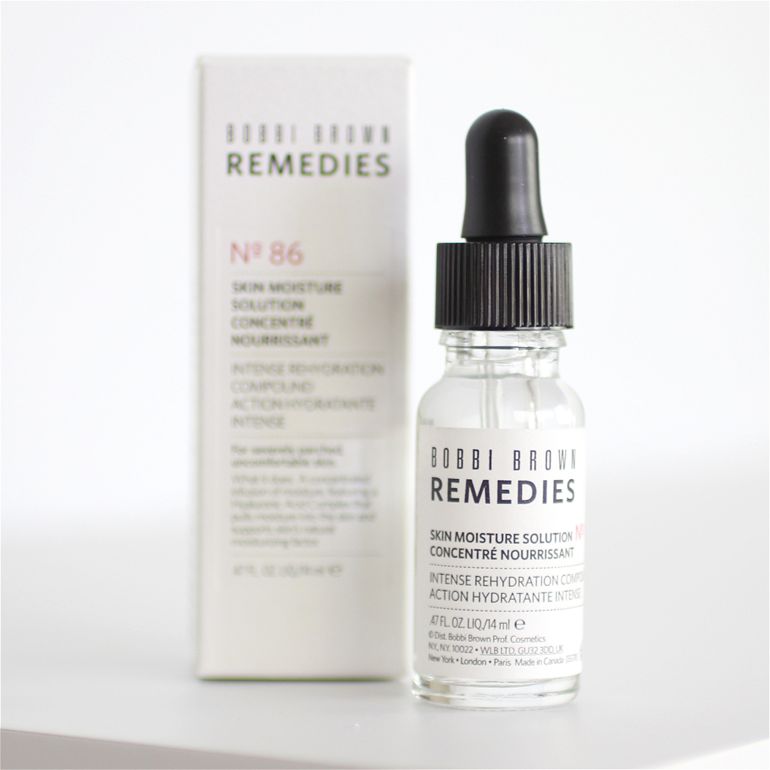 Bobbi Brown Remedies Skin Moisture Solution Intense Rehydration Compound